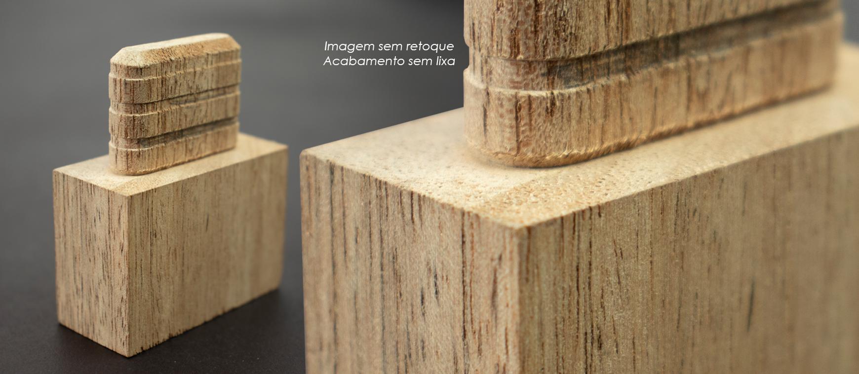 Foto - Acabamento de superfície x percepção de valor