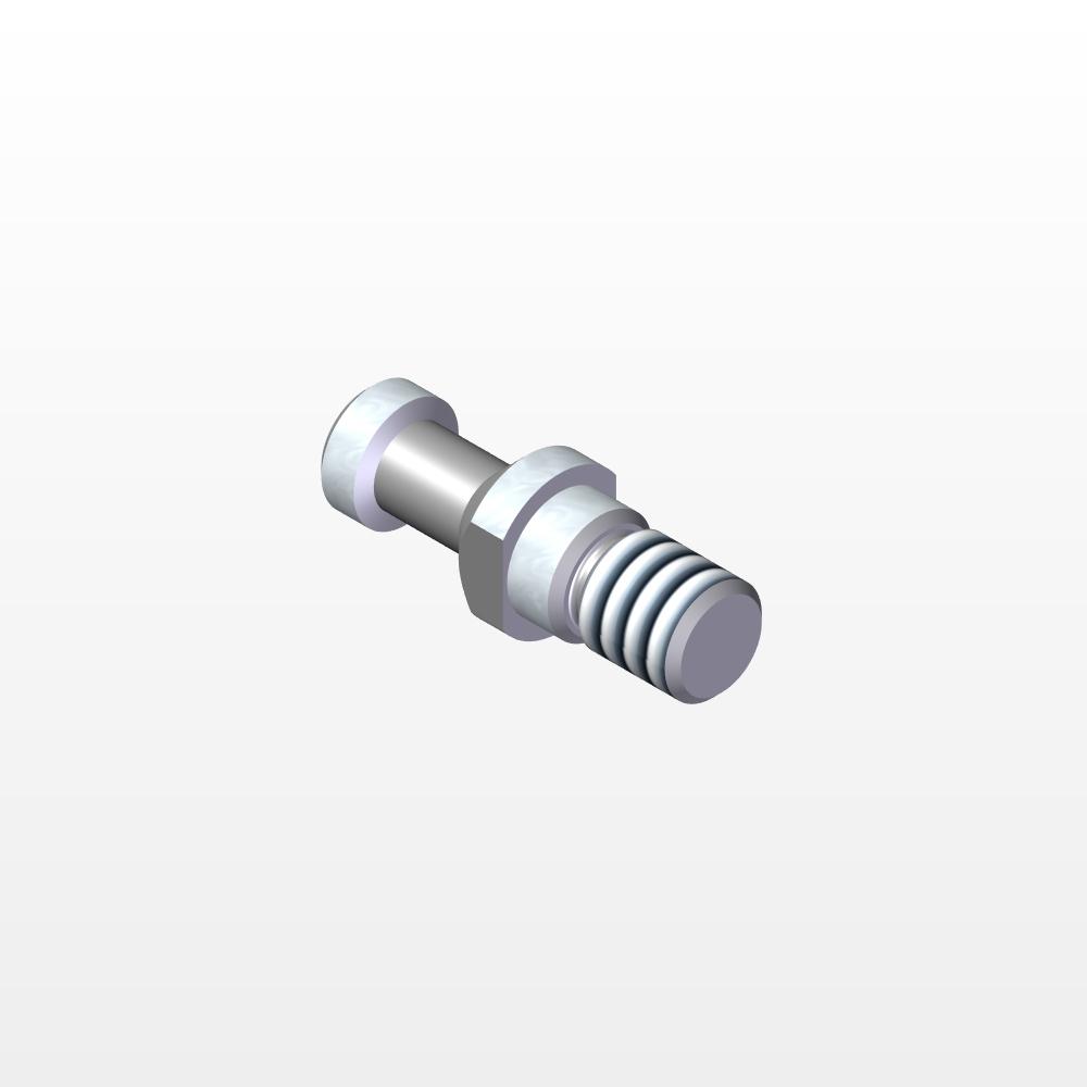 Thumb - 001502 - TIRANTE CONE SULAMERICANA ISO30 M 12X 1 75