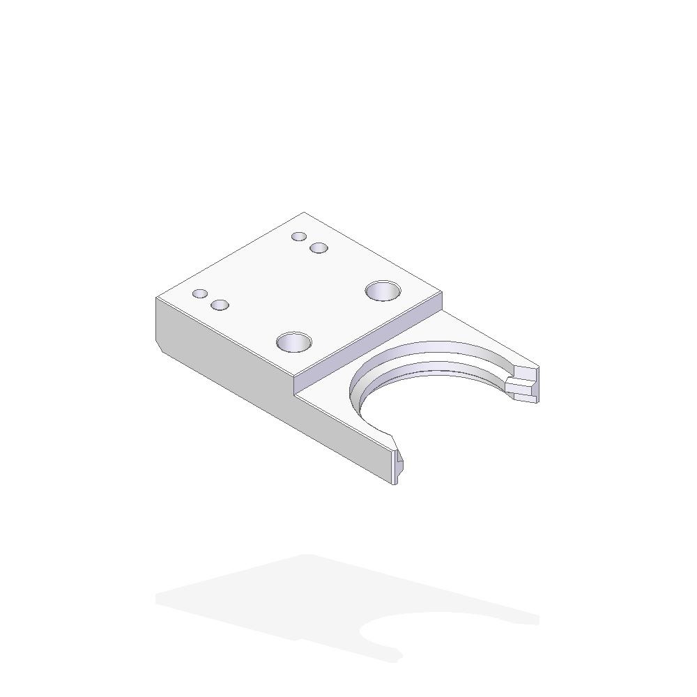 Thumb - 014051 - BASE CONE PARA CNC 23X75X120